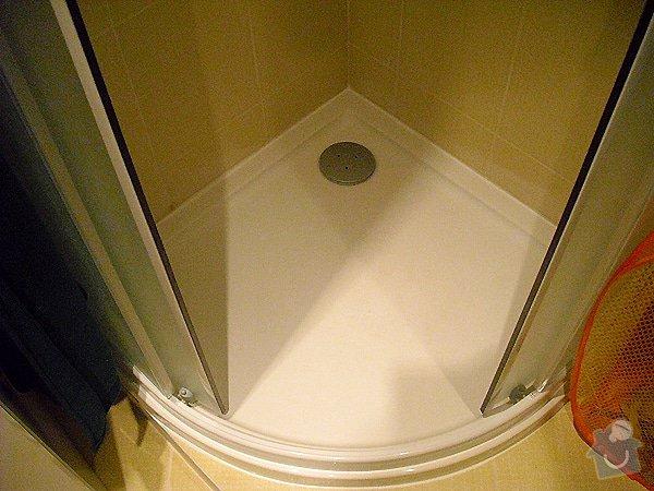 Rekonstrukce koupelny: 011