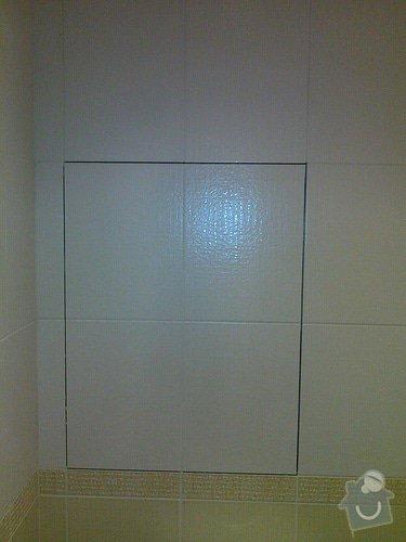 Rekonstrukce koupelny: e
