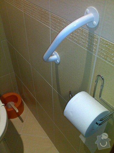 Rekonstrukce koupelny: j