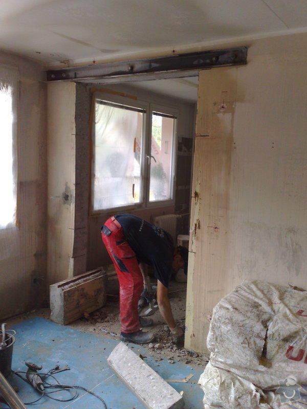 Rekonstrukce panelového bytu vč.soc.zař.: 081020092740