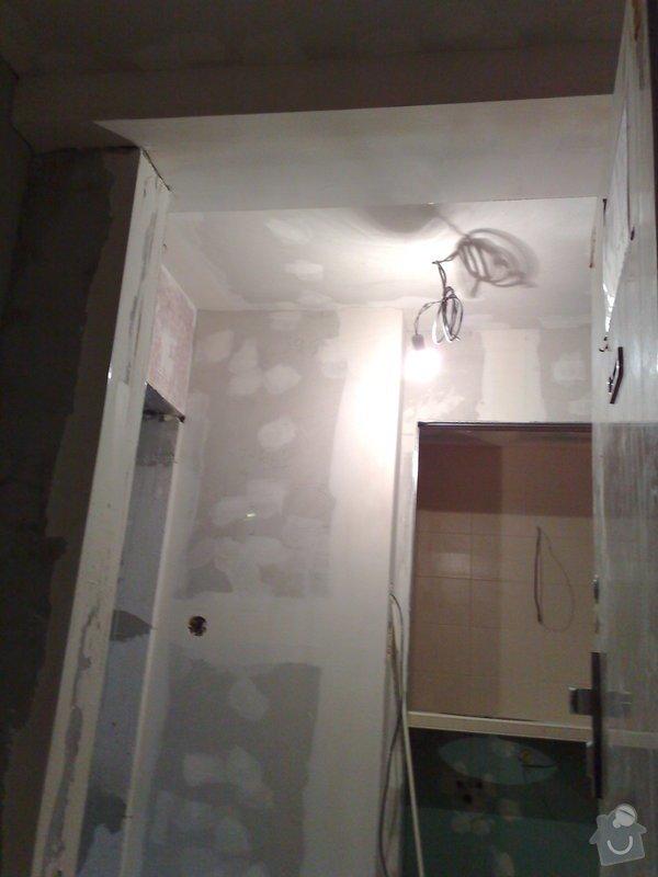 Rekonstrukce panelového bytu vč.soc.zař.: 231020092880