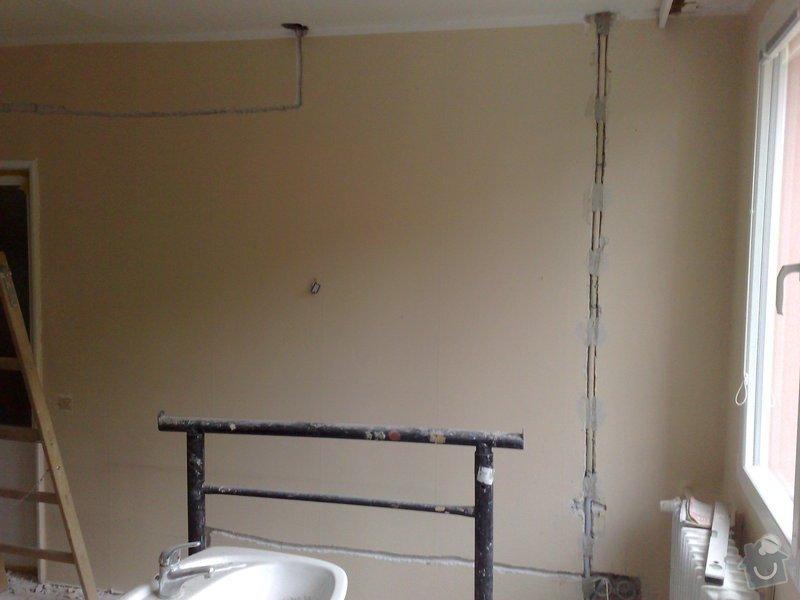 Rekonstrukce panelového bytu vč.soc.zař.: 290920092684