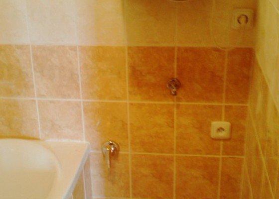 Nové topení koupelna a plyn v bytě