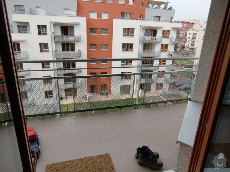 Zábrany na balkón: vyhled_pred