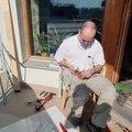 Zabrany na balkon vyroba distancnich trubicek