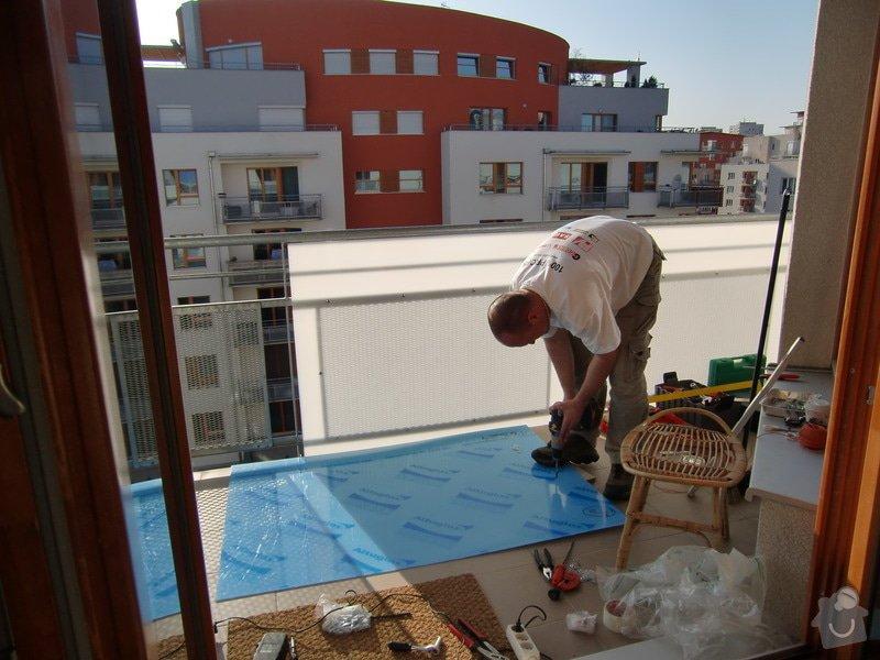 Zábrany na balkón: rozmereni_a_vrtani