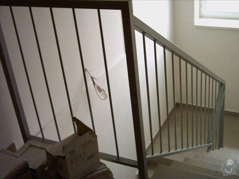 Zábradlí schodiště: PICT0010
