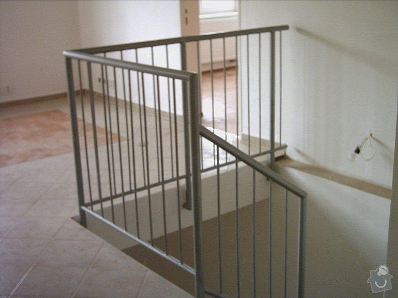 Zábradlí schodiště: PICT0031