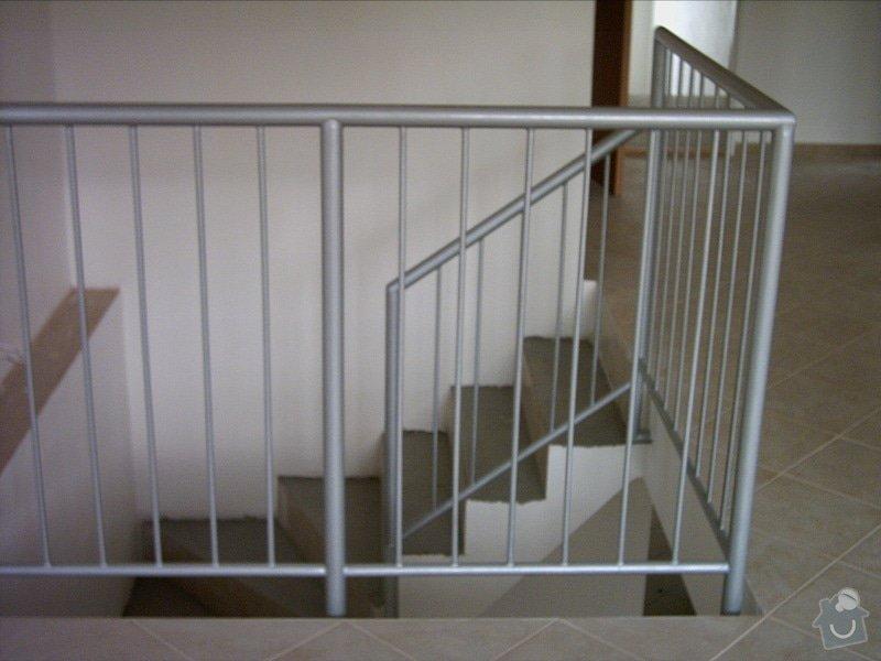 Zábradlí schodiště: PICT0032