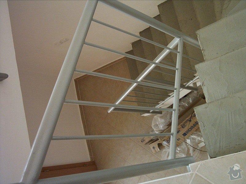 Zábradlí schodiště: PICT0067