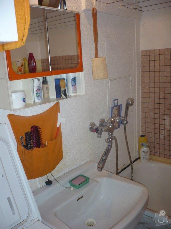 Rekonstrukce koupelny: P1020146