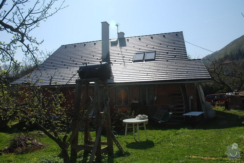 Střecha, tesařské práce: DSC_0063