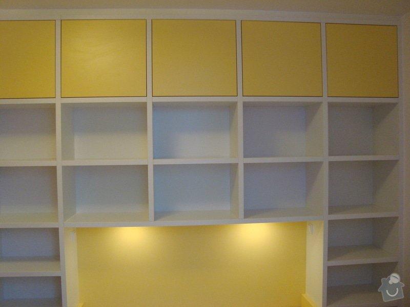 Ložnice / vestavěná skříň na míru: DSC08455