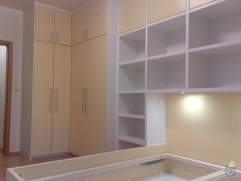Ložnice / vestavěná skříň na míru: Loznice_P._004
