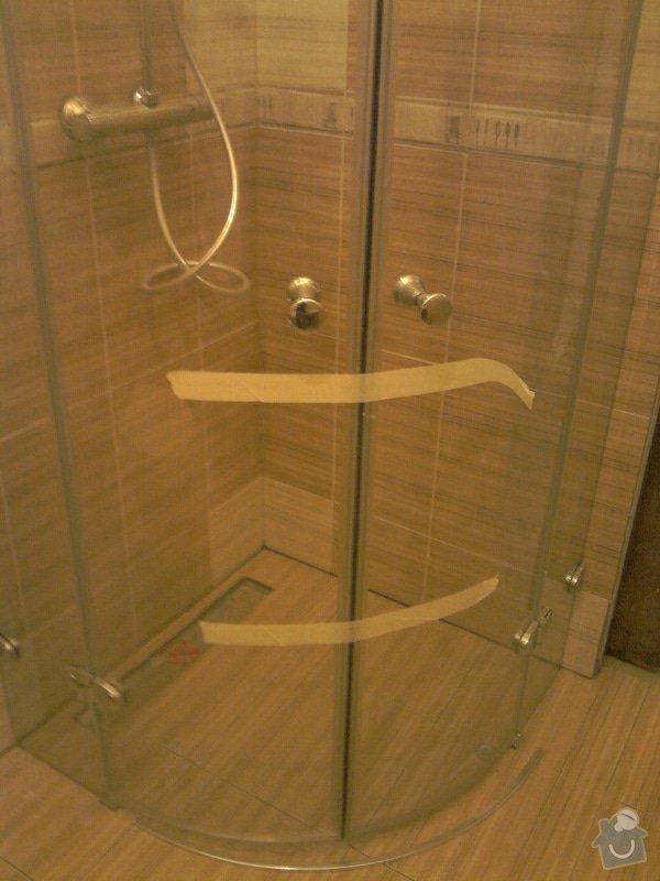 Obkladačské, sádrokartonářské a škutatérské práce (koupelna, komora): P121110_21.05