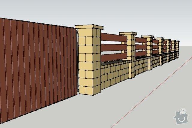 Stavba plotu z crash blocků: plot_1