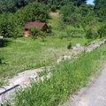Stavba plotu z crash blocku plot 2