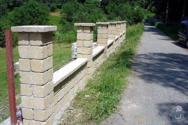 Stavba plotu z crash blocků: plot_4