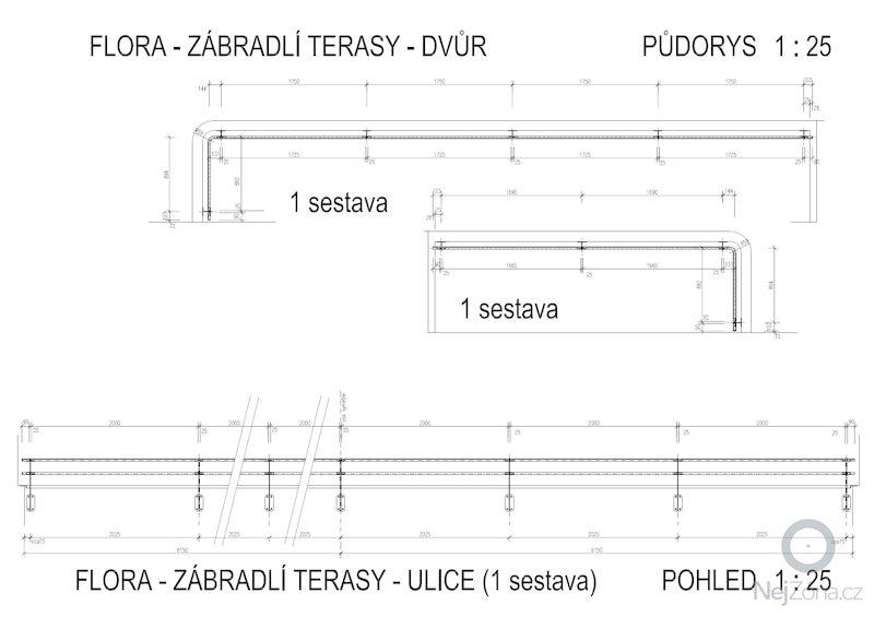Výroba zábradlí: zabr2