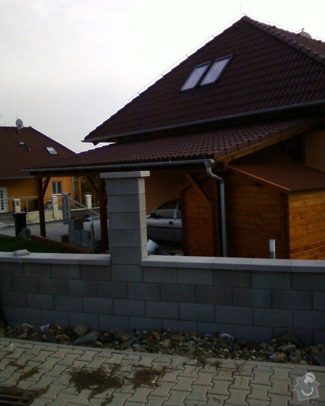 Oprava špatně zkonstruovaného garážového stání: Fotografie-0045