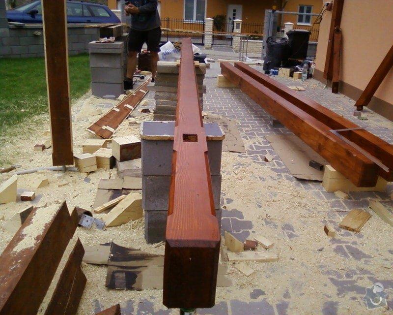 Oprava špatně zkonstruovaného garážového stání: Fotografie-0017
