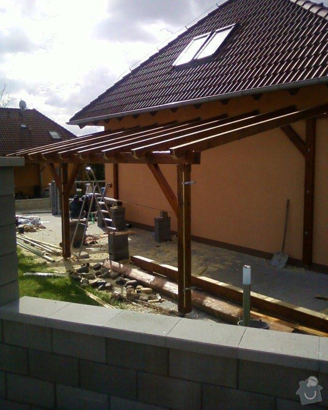Oprava špatně zkonstruovaného garážového stání: Fotografie-0020