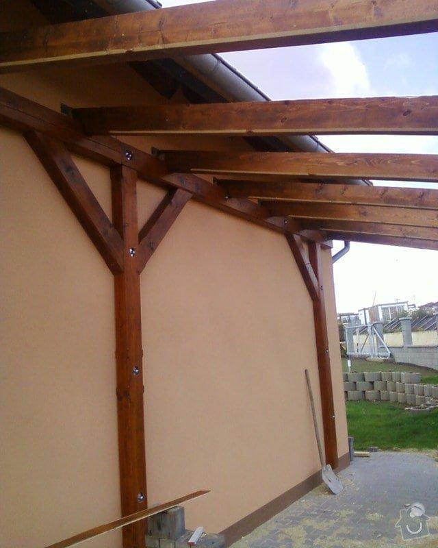 Oprava špatně zkonstruovaného garážového stání: Fotografie-0023