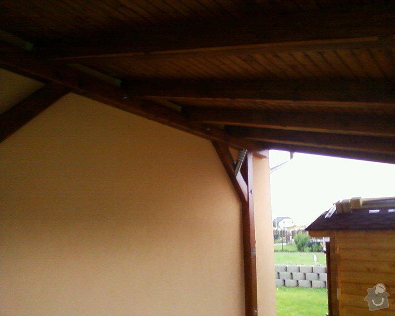 Oprava špatně zkonstruovaného garážového stání: Fotografie-0025