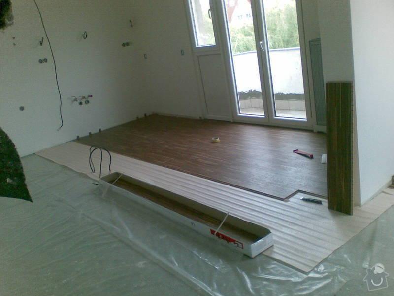 Rekonstrukce bytu - půdní vestavba: 03062010_001_