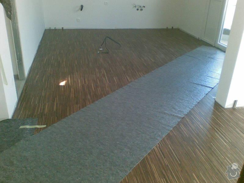 Rekonstrukce bytu - půdní vestavba: 04062010_001_