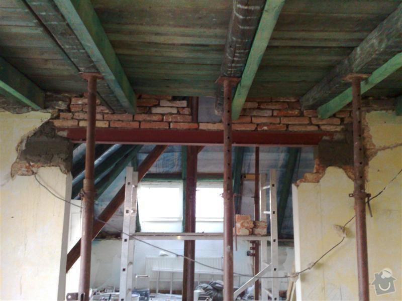 Rekonstrukce bytu - půdní vestavba: 050320102273_Medium_