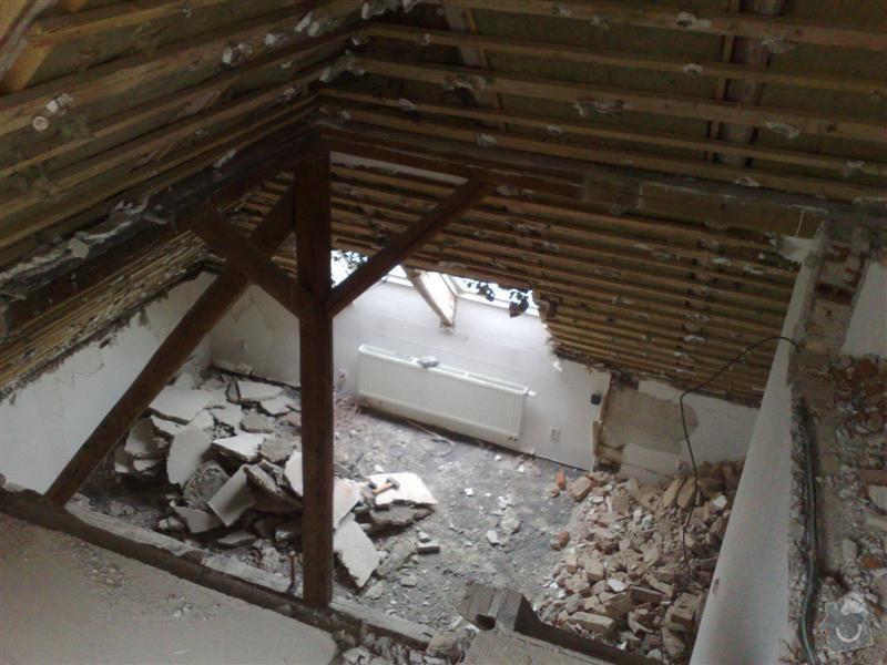 Rekonstrukce bytu - půdní vestavba: 150220103704_Medium_