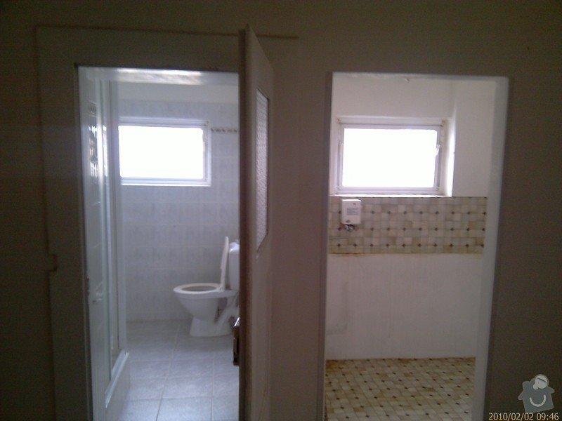 Rekonstrukce bytu - půdní vestavba: IMAG0046