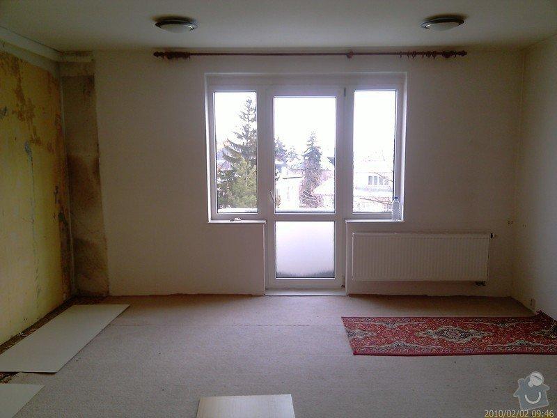 Rekonstrukce bytu - půdní vestavba: IMAG0048