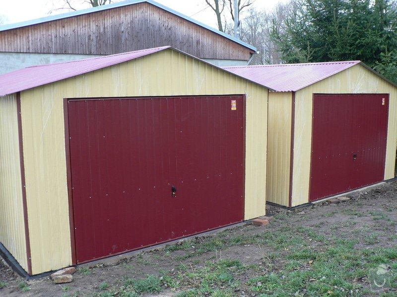 2 ks garáže : P1060481