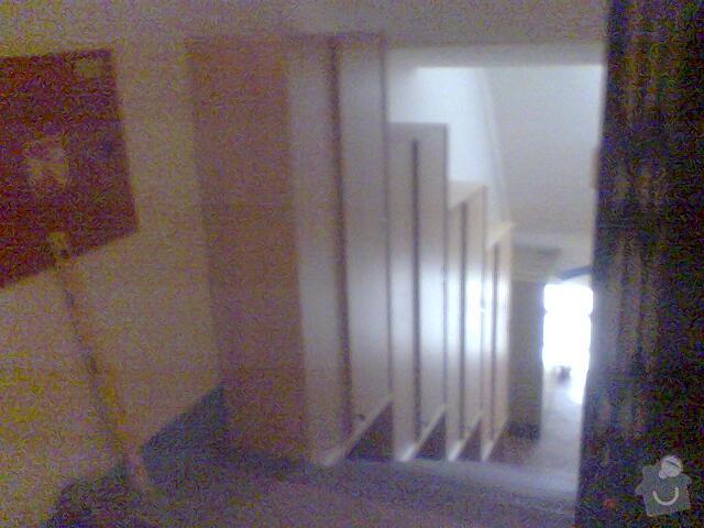 Vestavěná skříň, skříně na schody: Obraz114