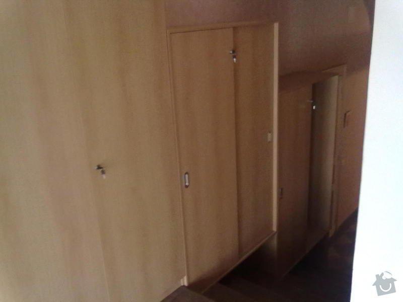 Vestavěná skříň, skříně na schody: 19112010044