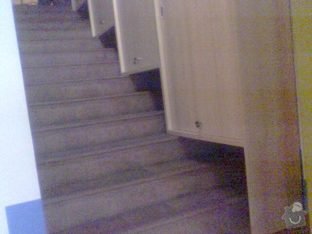Vestavěná skříň, skříně na schody: Obraz111