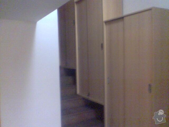Vestavěná skříň, skříně na schody: Obraz112