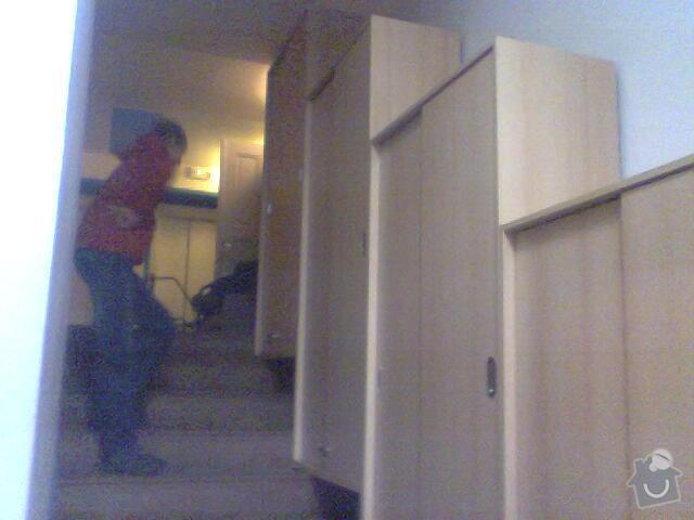 Vestavěná skříň, skříně na schody: Obraz113