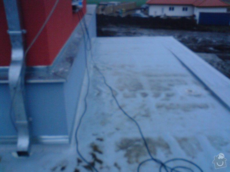 Hydroizolace garáže: DSC00379