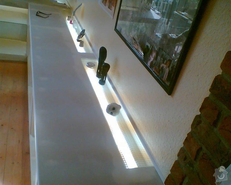 Nabytek ze sadrokartonu vcetne svetleni: Obraz062