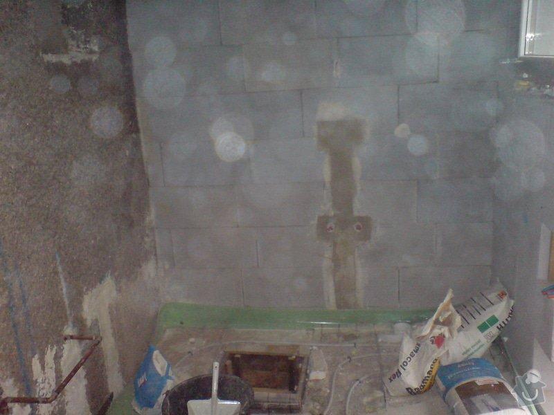 Rekonstrukce domu: DSC00780