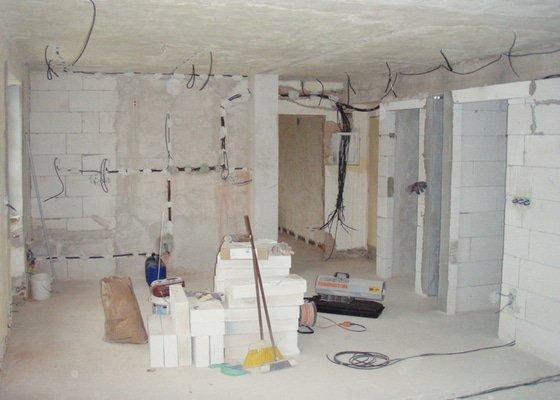 Rekonstrukce bytu