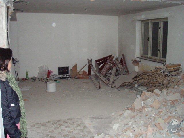 Rekonstrukce bytu: PB120041