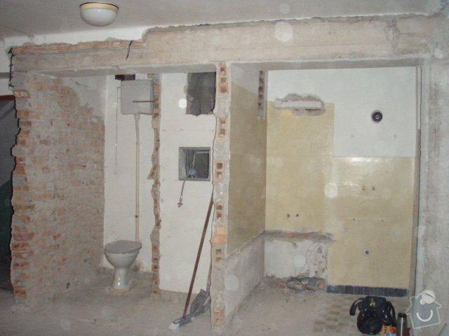 Rekonstrukce bytu: PB170069