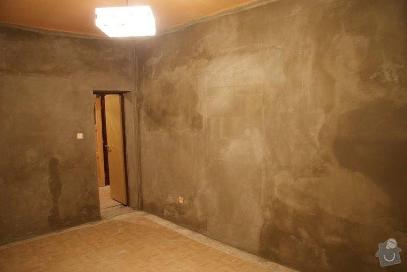 Omítání stěn, natažení perlinkou a drobné zednické práce: Schr_nka02