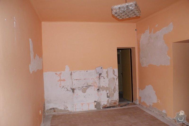 Omítání stěn, natažení perlinkou a drobné zednické práce: Schr_nka04
