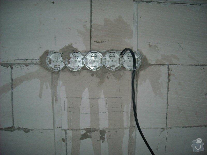 Hrubá elektroinstalace - novostavba RD: sn_mek_005