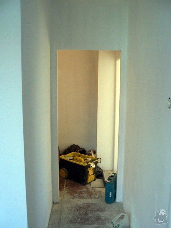 Rekonstrukce bytového jádra v bytě 2+1, 3. NP: P1030726_R